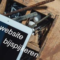 Tips voor sociale media en website voor je bedrijf. jijLandt , ik lever projecten die staan.