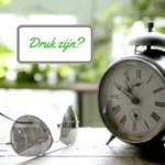 Tips om slimmer met je tijd om te gaan